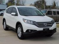 Clean CARFAX. BACK-UP CAMERA, BLUETOOTH, CR-V EX-L, 4D