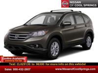 LIVE VIDEO LINK!   ...This 2012 Honda CR-V is a 1-Owner
