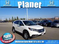 CARFAX One-Owner. AWD. After 160 point inspection we