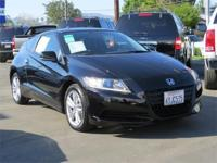 Honda Certified, CARFAX 1-Owner, ONLY 42,943 Miles!