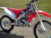 2012 Honda CR500AF Powersport New condition 30 minutes