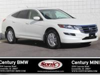 Clean Carfax! 2012 Honda Accord Crosstour with only