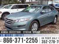 2012 Honda Crosstour EX-L. *** Still under Warranty