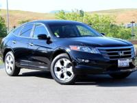 Crosstour EX-L, Honda Certified, 3.5L V6 SOHC i-VTEC