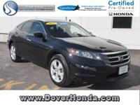 Carfax 1 Owner! Accident Free! 2012 Honda Crosstour