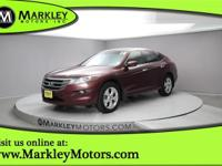 It's difficult to place our 2012 Honda Accord Crosstour