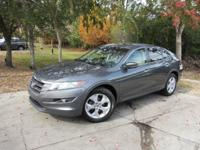 Options:  2012 Honda Crosstour Ex-L|This 2012 Honda