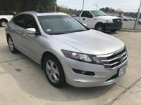 We are excited to offer this 2012 Honda Crosstour. When