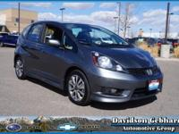 2012 Honda Fit 4dr Car Sport Our Location is: Subaru of