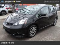 Check out this gently-used 2012 Honda Fit we recently