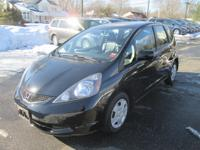 CarFax One Owner! This 2012 Honda Fit 5dr HB Auto will
