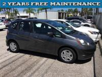 Beautiful little Honda Certified Fit ready for your