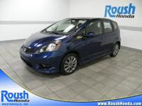 BEAUTIFUL ONE OWNER HONDA FIT! No accidents or damage