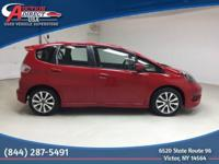 2012 Honda Fit Carfax One-Owner. Alloy wheels, Power