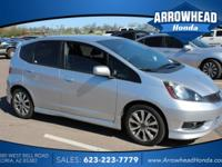 At Arrowhead Honda, YOU'RE #1! Talk about a deal! Is