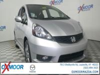 New Price! 2012 Honda Fit Sport ONE OWNER CLEAN