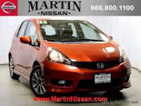 Carfax 1 owner with Navigation!!! Contact Martin Nissan