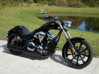 2012 Honda Fury with 1600 miles on it. This bike looks