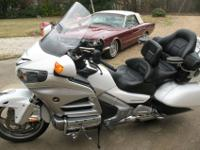 Near ideal Goldwing with just 14,460 miles.This bike is