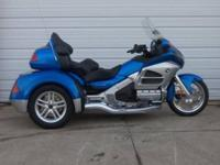 2012 Honda Goldwing 1800 (GL1800HPMC) w/ California