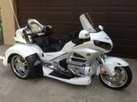2012 Goldwing ABS, Premium Audio with XM, Cold Weather