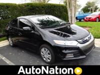 2012 Honda Insight Our Location is: AutoNation Honda