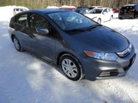 North End is proud to present this 2012 Honda Insight.