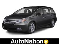 2012 Honda Odyssey Our Location is: AutoNation Toyota