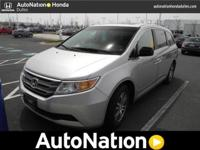 2012 Honda Odyssey Our Location is: AutoNation Honda