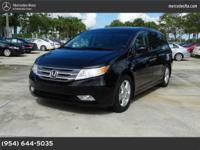 This 2012 Honda Odyssey is provided to you for sale by