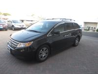 Experience driving excellence in the 2012 Honda