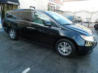 Check out this gently-used 2012 Honda Odyssey we