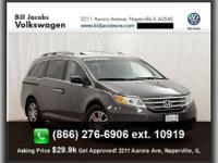 2012 Honda Odyssey EX-L Our Location is: McGrath Honda