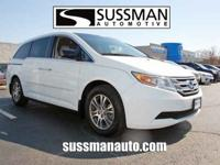 2012 Honda Odyssey EX-L For Sale.Features:Leather