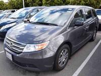 2012 Honda Odyssey EX-L For Sale.Features:7