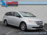 2012 Honda Odyssey EX-L For Sale.Features:Front Wheel