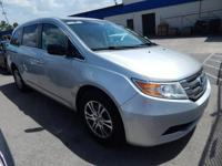 CARFAX One-Owner. Clean CARFAX. Silver 2012 Honda