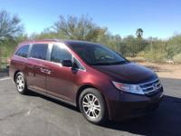 Odyssey EX-L, 4D Passenger Van, 3.5L V6, 5-Speed