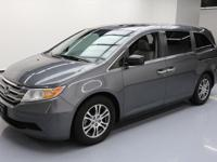 This awesome 2012 Honda Odyssey comes loaded with the
