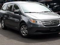 Recent Arrival! Certified. 2012 Honda Odyssey LX