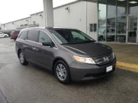2012 Honda Odyssey Mini-van, Passenger EX Our Location