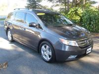 Exterior Color: gray, Body: Minivan, Engine: 3.5L V6