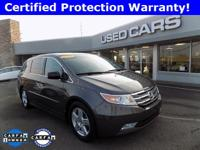 2012 Honda Odyssey Touring Elite! ** ONE OWNER VEHICLE