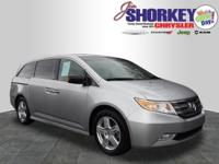 Recent Arrival! 2012 Honda Odyssey Touring CARFAX
