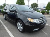 Exterior Color: black, Body: Minivan, Engine: 3.5L V6