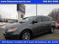 Hurry in before it's GONE!! 2012 HONDA Odyssey EX-L