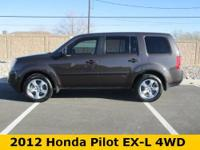 4WD. Great MPG! Super gas saver! This stunning 2012