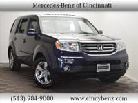 Take a look at the versatile 2012 Honda Pilot EX-L Four