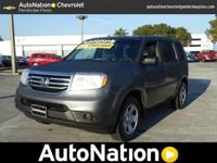 Look into this gently-used 2012 Honda Pilot we recently