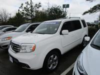 EX trim. PRICED TO MOVE $1,300 below NADA Retail!, EPA